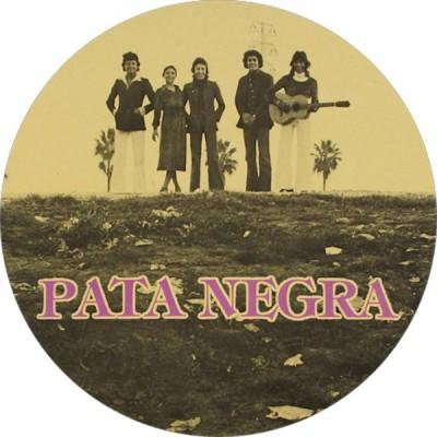 Chapa Pata Negra