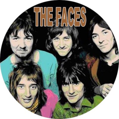 Iman The Faces