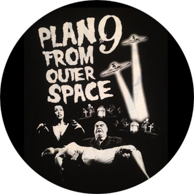 Iman Plan 9 From Outer Space
