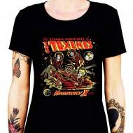 Camiseta Chica The Toxenes