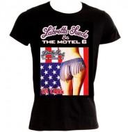 Camiseta Labretta Suede & The Motel 6