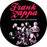Chapa Frank Zappa And The Mothers Of Invention