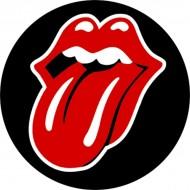 Chapa The Rolling Stones Logo