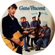Chapa Gene Vincent & The Blue Caps