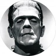 Iman Boris Karloff Frankenstein