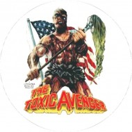 Iman The Toxic Avenger