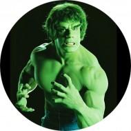 Chapa El Increíble Hulk