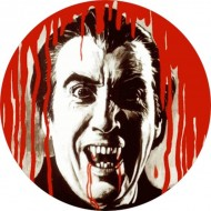 Iman Christopher Lee Dracula