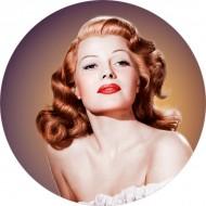Iman Rita Hayworth