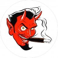Chapa Devil Head