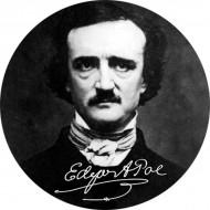 Chapa Edgar Allan Poe