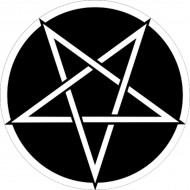 Chapa Pentagrama