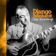 DJANGO REINHARDT First Recordings (LP)