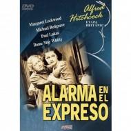 Alarma En El Expreso (Alfred Hitchcock)