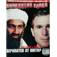 Fanzine Shredding Paper #12