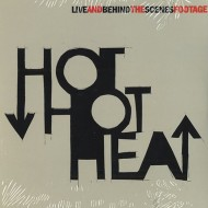 HOT HOT HEAT Live And Behind The Scenes Footage (DVD)