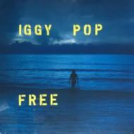 IGGY POP Free (LP)