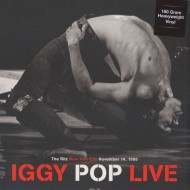 IGGY POP Live At The Ritz In New York City 1986 (2xLP)