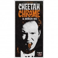 Póster Cheetah Chrome & Señor No 2015