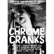 Póster The Chrome Cranks 2013