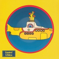 """THE BEATLES Yellow Submarine (picture-7"""")"""