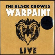 THE BLACK CROWES Warpaint Live (3LP)