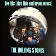 THE ROLLING STONES Big Hits (High Tide And... ) (LP)