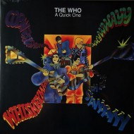 THE WHO A Quick One (LP)