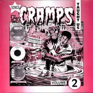 VARIOS Songs The Cramps Taught Us Volume 2