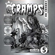 VARIOS Songs The Cramps Taught Us Volume 5