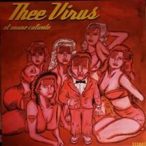 """THEE VIRUS El Enano Caliente (10"""")"""