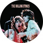 Iman The Rolling Stones Keith & Mick
