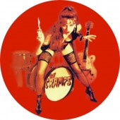 Chapa The Cramps Poison Ivy