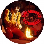 Chapa Jimi Hendrix Experience