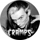 Iman The Cramps Bryan Gregory