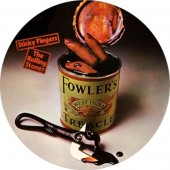 Chapa The Rolling Stones Sticky Fingers