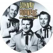 Chapa Johnny Burnette Rock&Roll Trio