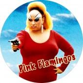 Iman Divine Pink Flamingos