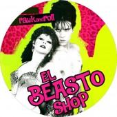 Chapa El Beasto Shop Rawk