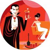 Chapa Dracula Cocktail