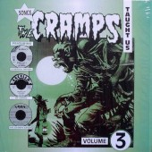 VARIOS Songs The Cramps Taught Us Volume 3
