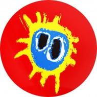 Primal Scream Badge