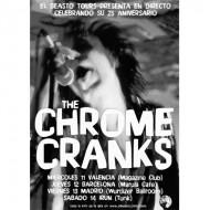 The Chrome Cranks Poster