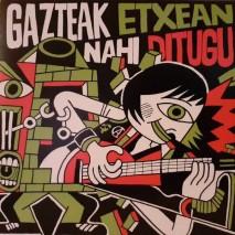 "25th COMING FIRE + JERRY A. / SEÑOR NO Gazteak Etxean (7"")"