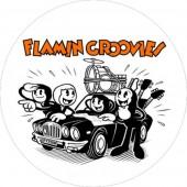 Flamin' Groovies Badge
