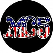 MC5 Logo Magnet
