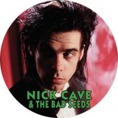 Nick Cave & The Bad Seeds Badge