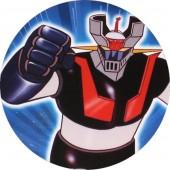 Mazinger Z Badge